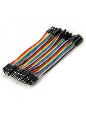 40Pin DIY Male to Male DuPont Breadboard Jumper Cord Wire Cable