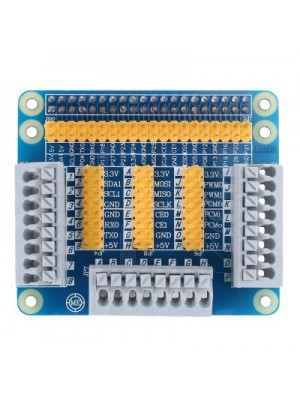 GPIO Extension Board Works with Raspberry Pi 3