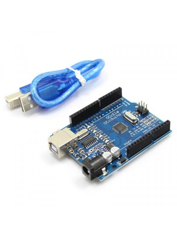 DCCduino ATMEGA328 Development Board Works with Official Arduino