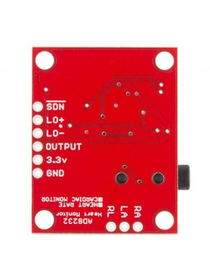 AD8232 ECG Measurement Module Kit for Learner / Hobbyist