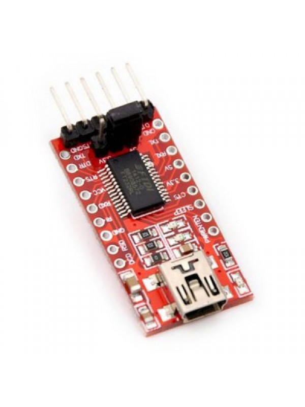 FT232RL FTDI USB to TTL Serial Converter Board Compatible with A